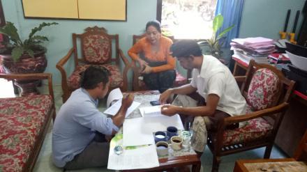 KUESIONER INDEKS MEMBANGUN IDM TAHUN 2019